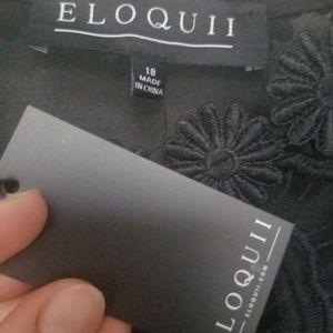 Eloquii Tops - 💋 NWT Eloquii Plus Size Blouse